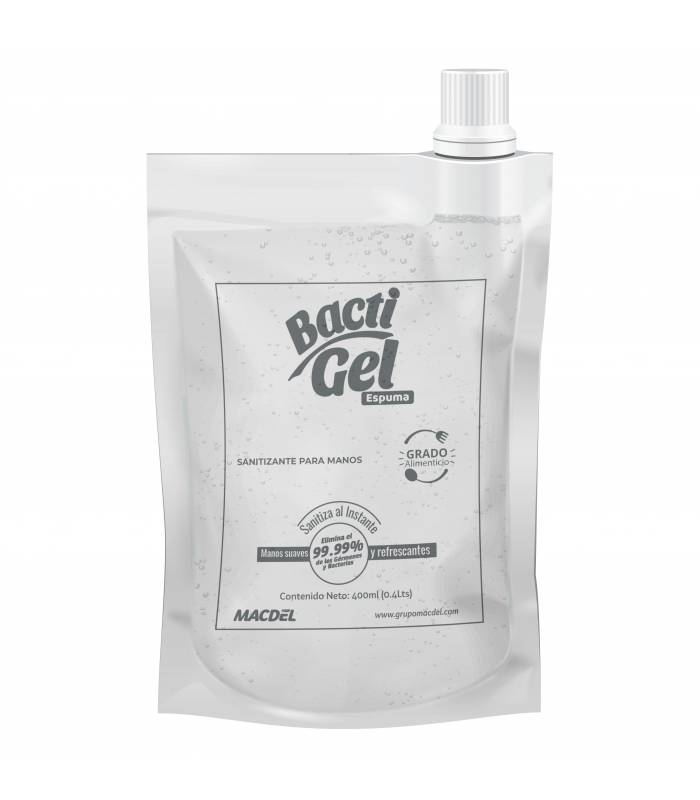 BACTIGEL EN SPRAY 400ML SIN...